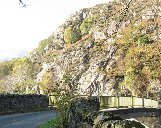 Pont Sygun Fawr Bridge