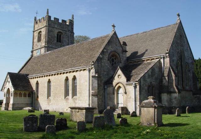 Long Newnton Holy Trinity Church