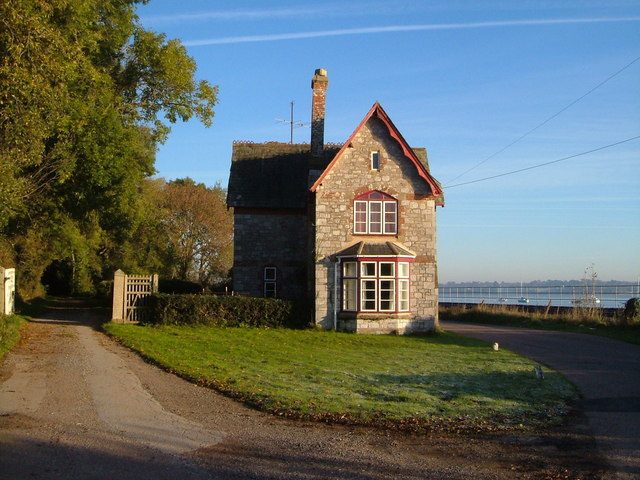 House near Painter's Wood