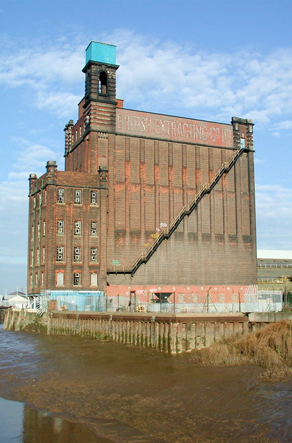 British Extracting Company, Hull