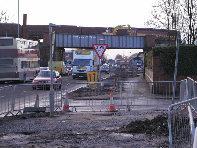 Hedon Road Improvements 2002