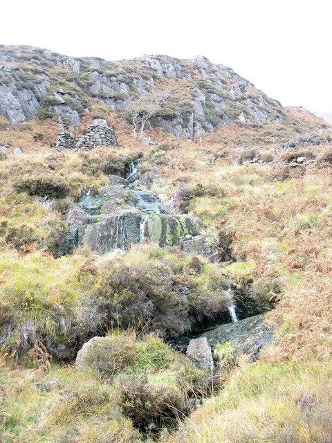 Falls on Stream below Powder House