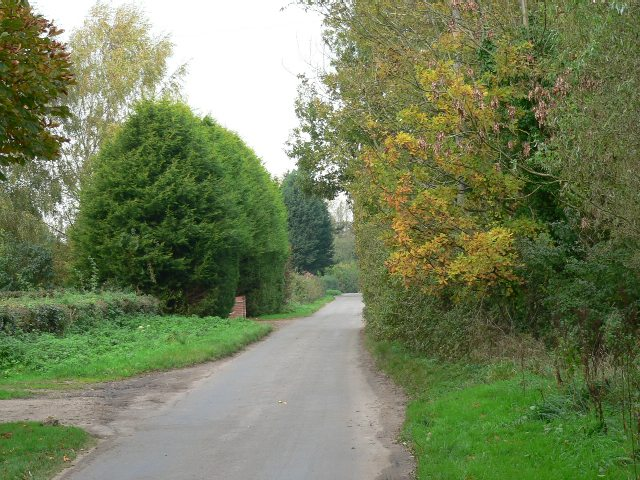 Mill Road, Mattishall