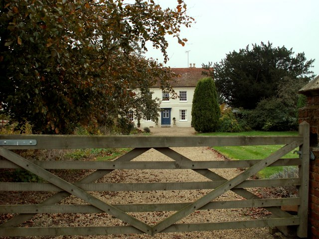 Farmhouse at Holton Place