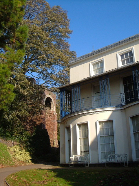 Rougemont House, Exeter