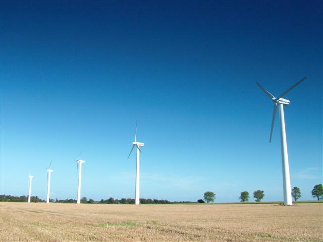 East Somerton wind farm