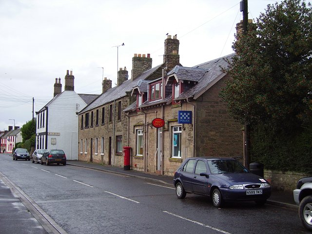 Chirnside Post Office