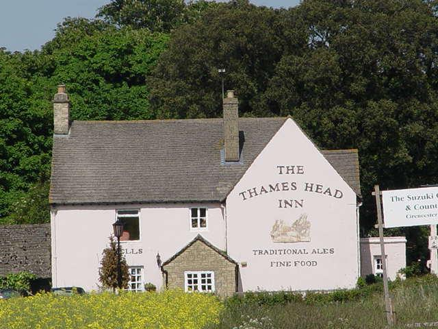 Thames Head Inn A433 Tetbury To Cirencester Road