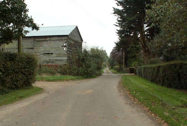 Potash Lane