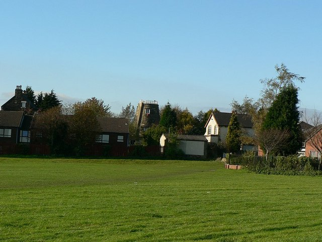 Former windmill, Potternewton Mount