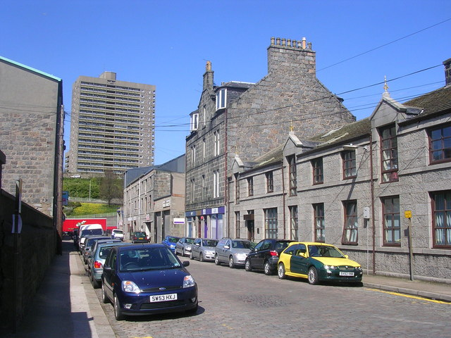 Mearns Street, Aberdeen