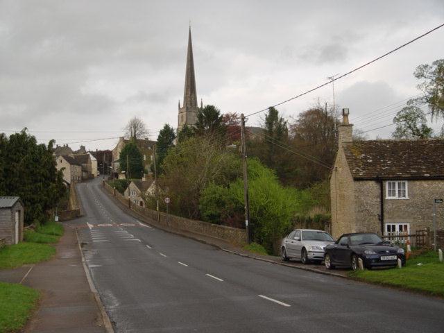 Tetbury Bath Road