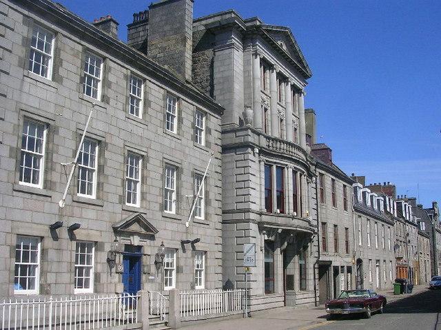Regent Quay, Aberdeen