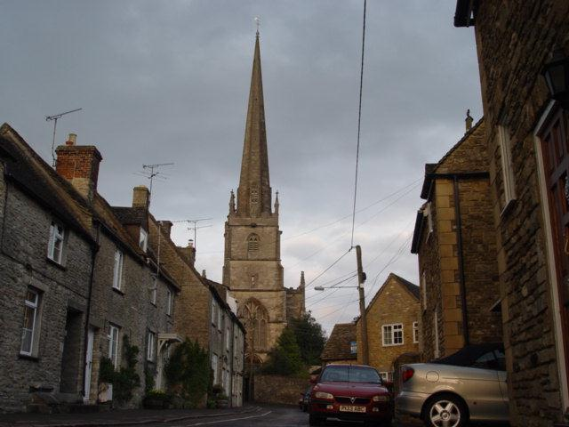 Tetbury West Street