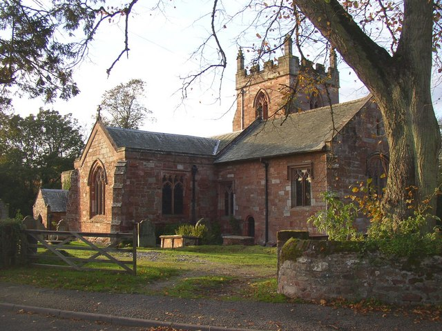 St Michael's Church, Bongate, Appleby