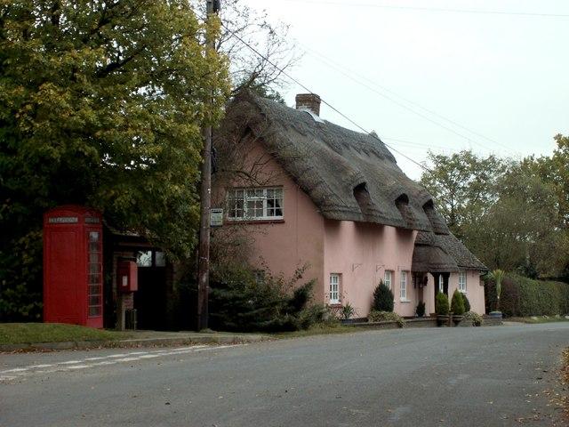 Powney Street, Milden, Suffolk