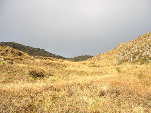 Cwm Bleiddiaid
