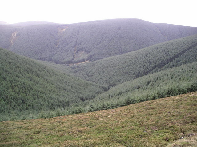 View from Bowbeat Hill