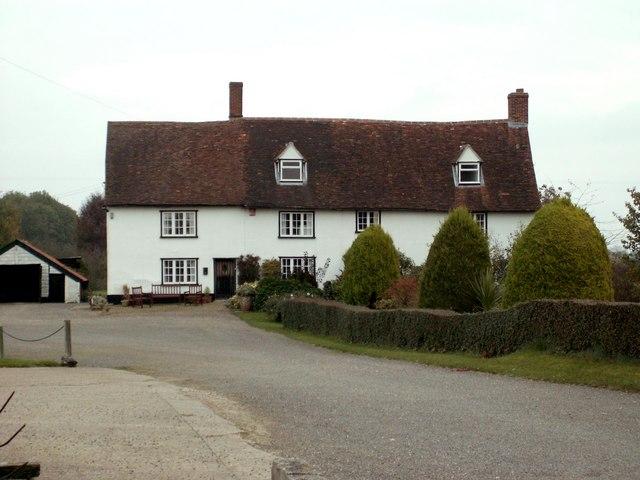 Farmhouse at Lower Farm