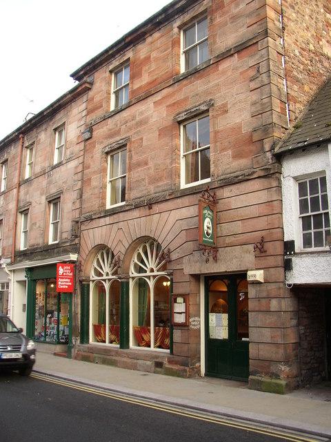 Shop, Bridge Street, Appleby
