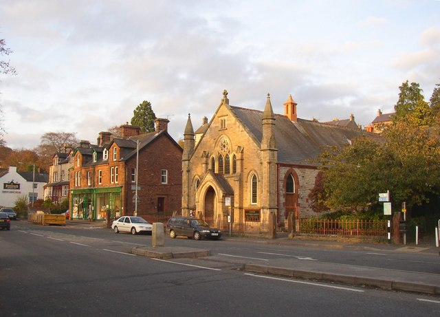 Sands Methodist Church, Appleby