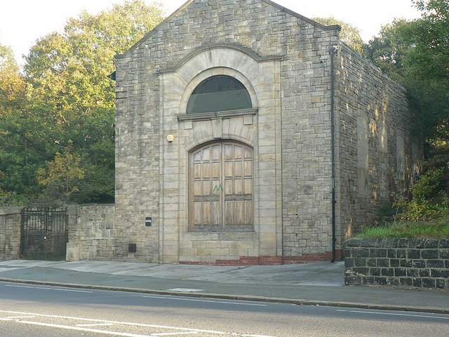 Former electricity sub-station, Abbey Road