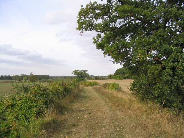 Bridleway from Abbotsford Bridge to Eastend Lane