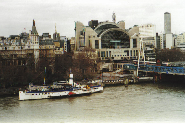 Charing Cross from the'Eye'