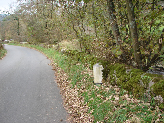 Milestone in Dentdale