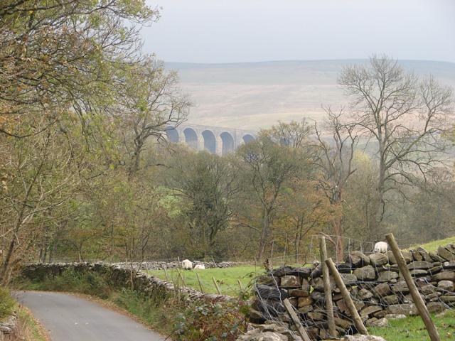 Dales Way near Cow Dub