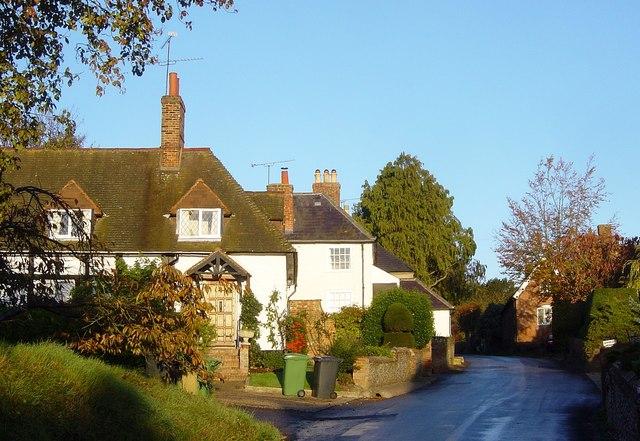 Church Street, Upton Grey