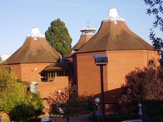 Mole Valley District Council Offices,  Dorking