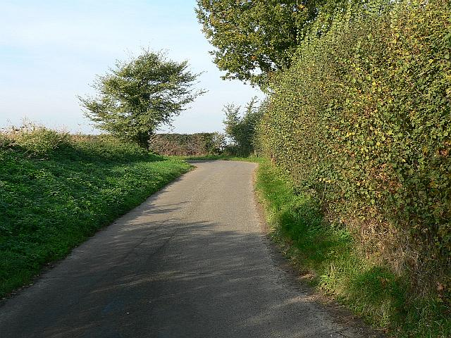 The Road From Swanton Morley