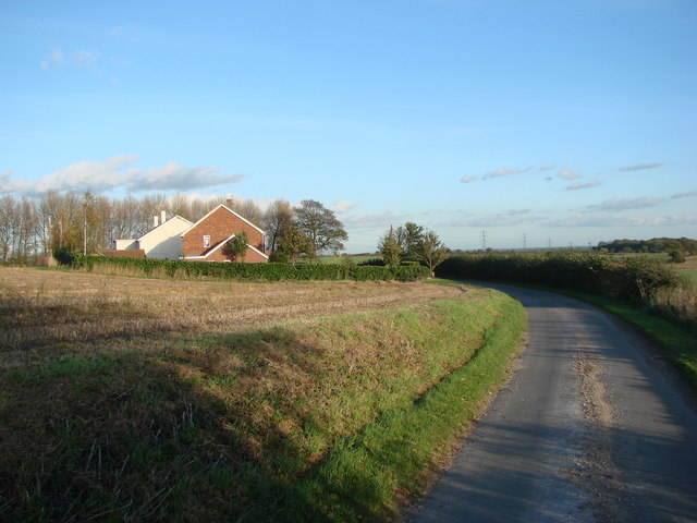 Primrose Cottage, New Close Lane.