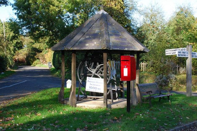 Anstey Village Pump