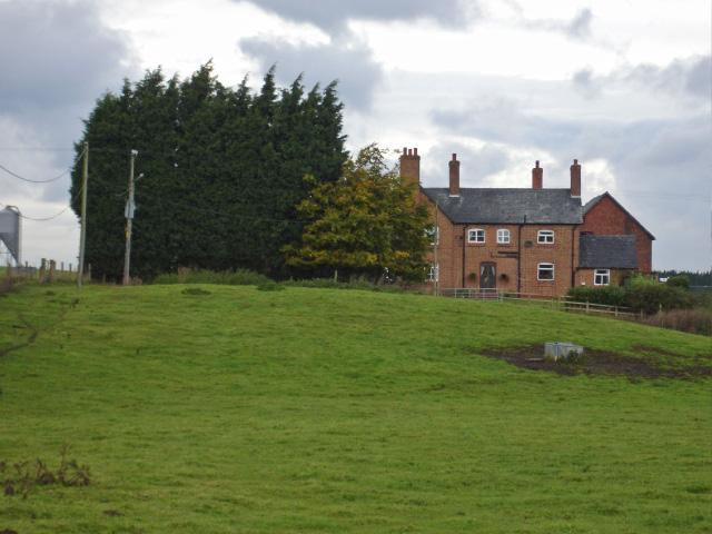 Checkley - Checkley Wood New Farm