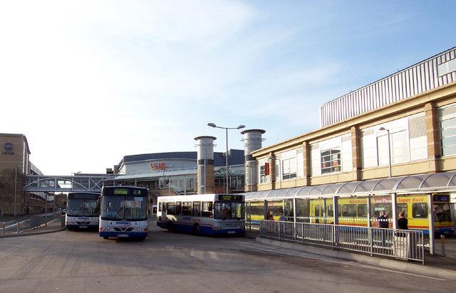Scunthorpe Bus Station