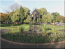 ST1576 : Victoria Park, Cardiff by Tony Hodge
