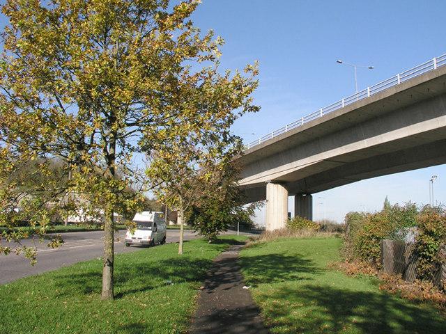 Grangetown Viaduct, Cardiff