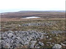 SO1715 : View across Mynydd Llangatwg by Duncan Hawley