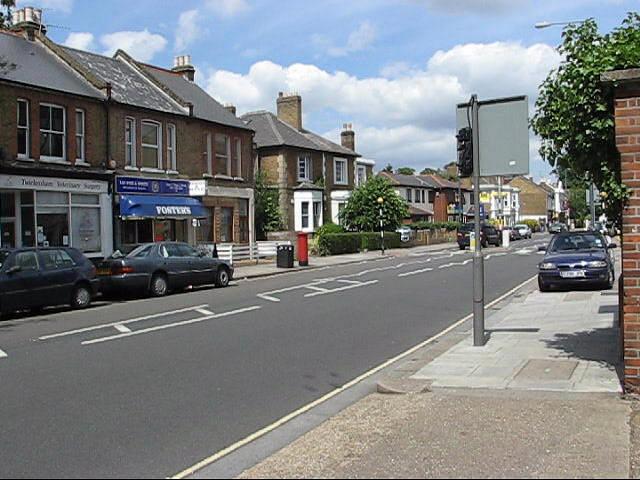 Hampton Road, Twickenham