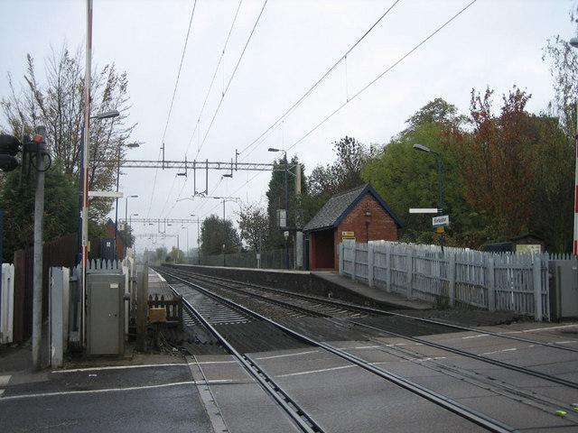 Barlaston Station