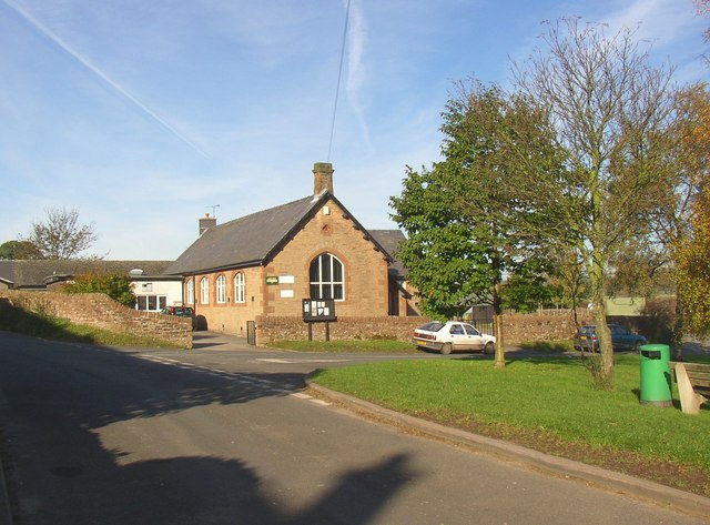 The village school, Kirkby Thore