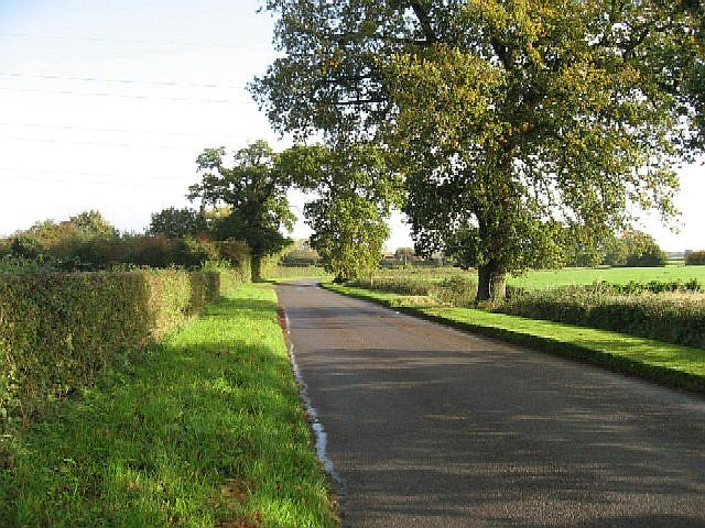 The Road To Barford