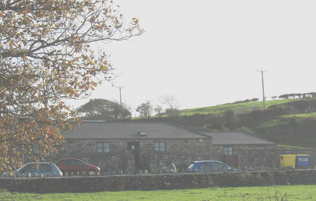 Holiday Cottages at Parciau Farm