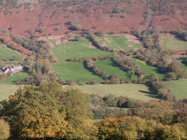The Vision Farm and the Vale of Ewyas