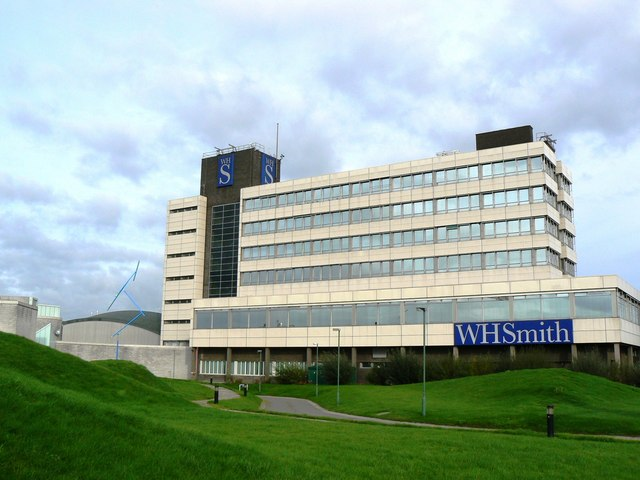 W H Smith UK HQ, Greenbridge, Swindon