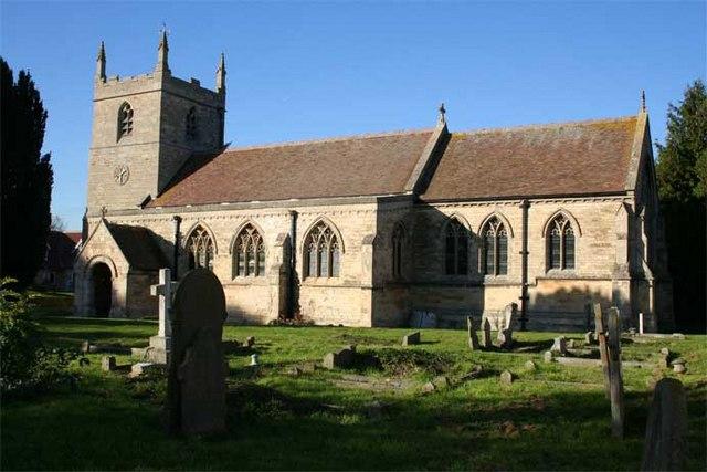 Dunston Church