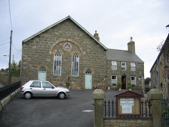 Peniel Chapel, Pig Street, Llanbedrog