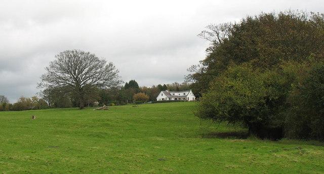 Former parkland at Parkia